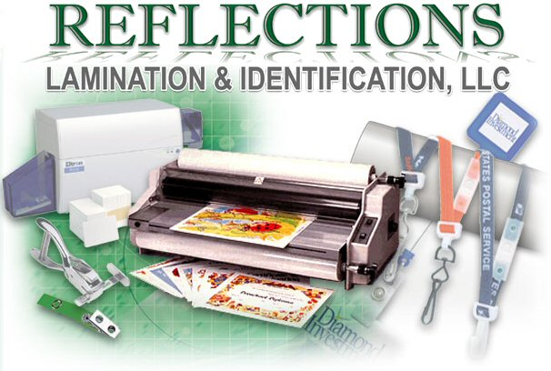 Reflections Lamination and Identification
